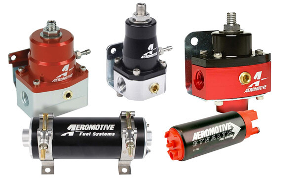 Aeromotive Fuel System Components
